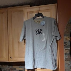 Life Is Good Multicolor Graphic T-Shirt NWT